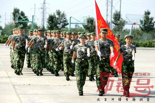 <strong>阅兵汇报</strong>