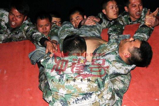 军训感悟——光荣的集体