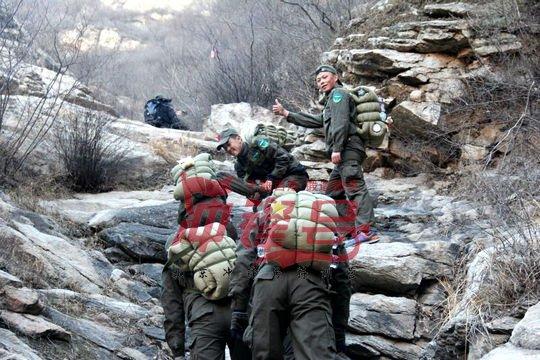 北京军训基地:拓展培训游戏的目的
