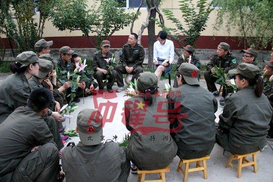 北京军事拓展训练:怎样为企业制