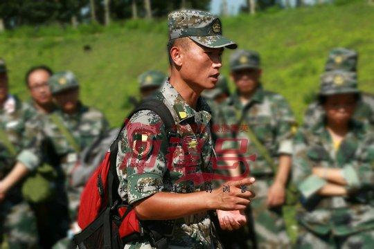 北京军事拓展训练:一招教你如何